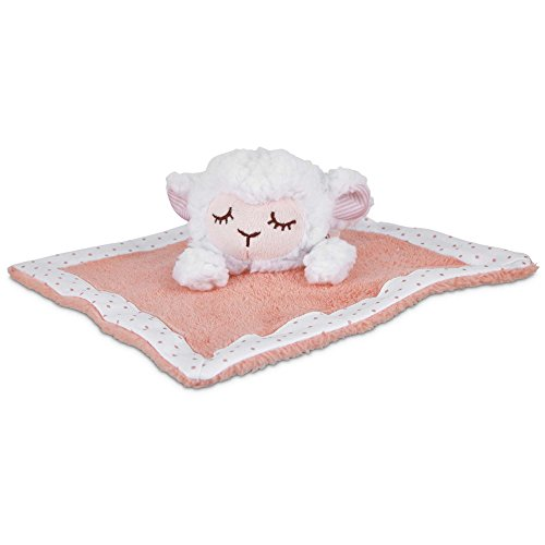 (Leaps & Bounds Little Loves Plush Lamb Puppy Toy, 12