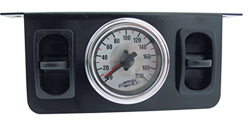 AIR LIFT 26229 200-psi Dual Needle Air Gauge (Air Lift Load Controller)
