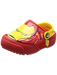 Crocs Baby-Boys FL Ironman Lights Clog K Clog