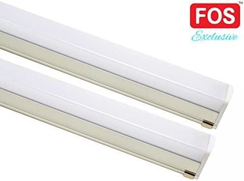 FOS 28-Watt LED Tube Light 4-Feet T5, 3080 LUMENS (Cool