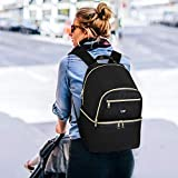 Breast Pump Bag Backpack with Cooler Compartment