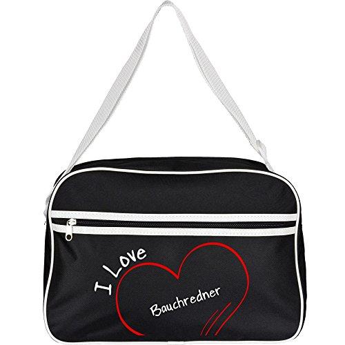 Love Shoulder Modern Speaker Retro Black Retro Modern Bag I R0ZnIE4