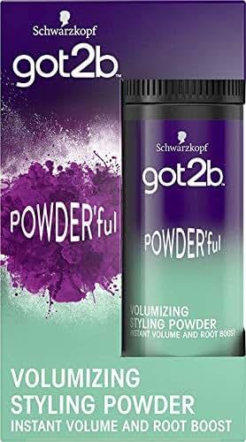 Schwarzkopf got2b Powder'ful Vol Style Powder 10g