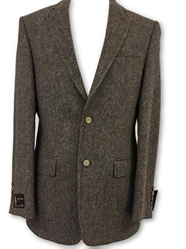 Brown Rrp £360 In Jacket 00 Santinelli 46r FwERxv