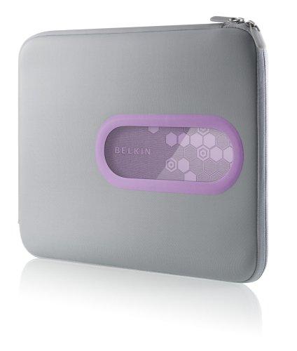 Belkin 15.4-Inch Neoprene Window Sleeve (Dark (Belkin Neoprene Sleeve Case)