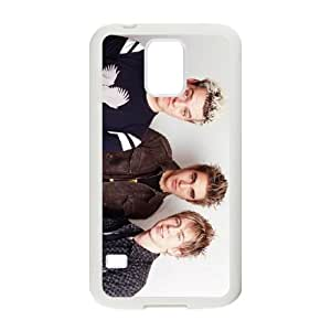 Samsung Galaxy S5 Cell Phone Case Covers White Busted S4754553