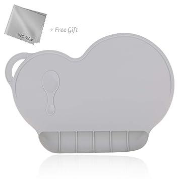 Amazon.com: Mantel individual de silicona para bebé ...
