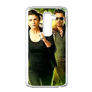 jazbaa first look poster wide LG G2 Cell Phone Case Whitepxf005-3769858