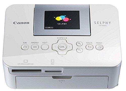 Canon SELPHY CP1000 Fotodrucker weiß
