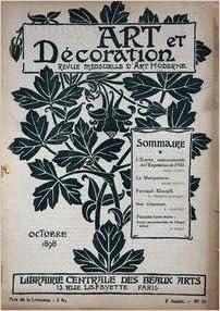 ART ET DECORATION [No 2] Du 01/10/1898   EXPOSITION DE