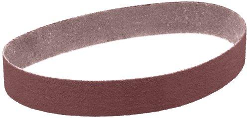 3M Cloth Belt 341D, Aluminum Oxide, 2'' Width x 48'' Length, 40 Grit (Pack of 50) by 3M