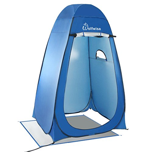 - WolfWise Instant Pop-Up Privacy Tent