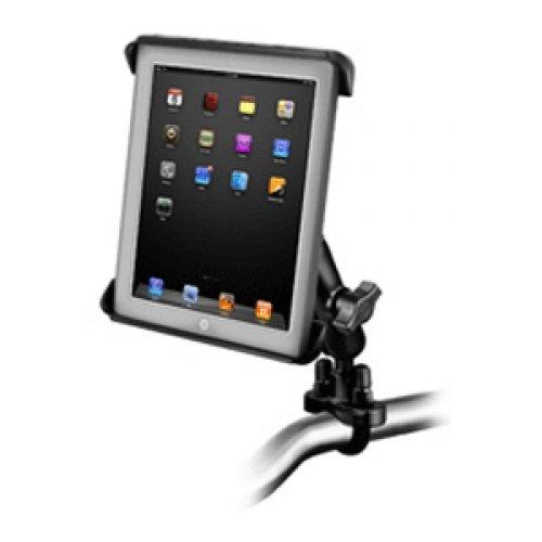 RAM Mount Tab-Tite iPad / HP TouchPad Cradle Handlebar Rail Mount