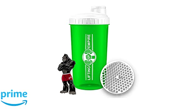 Amazon.com: Lifting Empire 28 oz Protein Shaker Bottle - Blender Cup for Water, Powder, Smoothie for Gym, Sports, or Home Workouts - Mixing Grid for Smooth ...