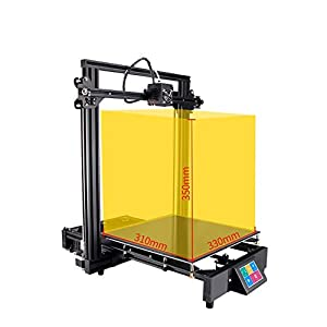 W.Z.H.H.H 3D Printer KP2 High Precision FDM Industrial Grade 3D Printer DIY Kit 3D Printer 3