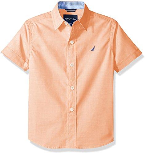 Nautica Short Sleeve Stripe Shirt