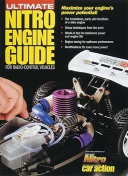 Ultimate Nitro Engine Guide for Radio-Control - Nitro Engine Rc