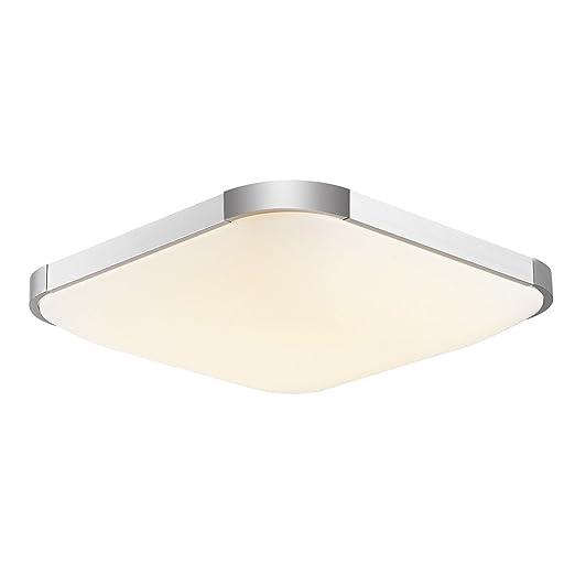 16W 36W 48W 64W 96W Espesamiento LED Moderno Lámpara De Techo Lámpara De Techo Pasillo Salón