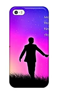 New Arrival Cover Case With Nice Design For Iphone 5/5s- True Eternal Love