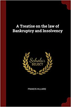 Book A Treatise on the law of Bankruptcy and Insolvency