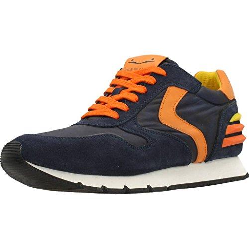 Voile Chaussures De Sport Blanche Hommes, Couleur Bleu, Marque, Mod