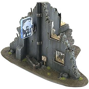 Urban Battlefield Warhammer 40K Scenery Terrain City Ruins