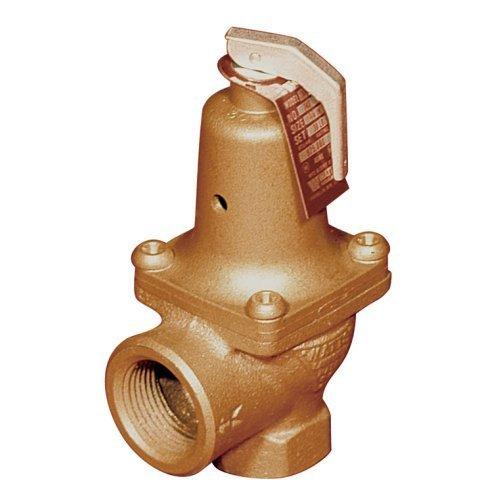 Watt ASME Water Pressure Relief Valves Series 174A-150, 1...