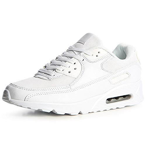 Sport Femmes Chaussures Blanc De Topschuhe24 Sneaker Wtz0qwcHw