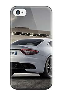 TYH - Irene C. Lee's Shop 7230005K83715490 Slim Fit Tpu Protector Shock Absorbent Bumper Maserati Grancabrio 22 Case For Iphone 4/4s phone case