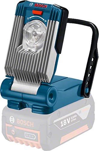 Bosch Professional 18V System Akku Leuchte GLI VariLED (max. Helligkeit 420 Lumen, ohne Akkus und Ladegerät, im Karton)