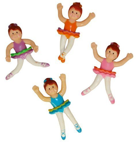 Bendable Ballerinas - Bendable Ballerina Assortment (1 dz) by Fun Express