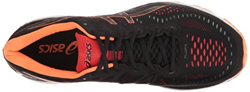 Men's ASICS Hot 23 Running Shoe Vermilion Kayano Gel Black Orange FqqaBP