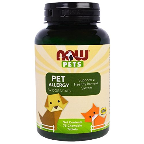 NOW Foods Allergy Dogs Chwbls