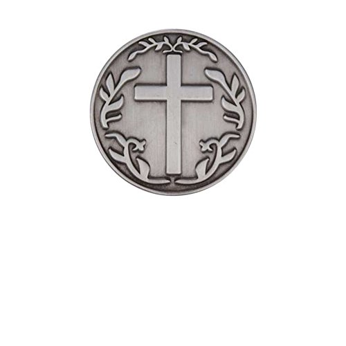 With God All Things Are Possible Pocket Coin Tokens, Pewter Family Pack of (Religious Coins)