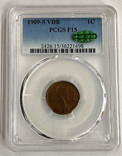 1909 S VDB Lincoln Cent -