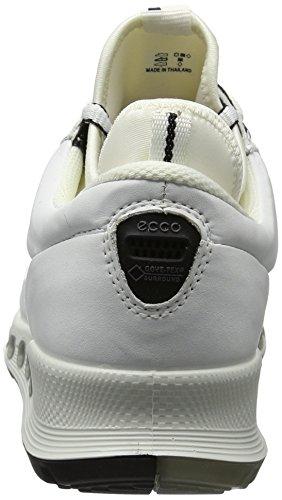 50874white Ginnastica da 0 White ECCO Scarpe 2 Basse Cool Donna Bianco zqxww6CfX