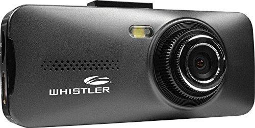 Tv Turner Card (Whistler D11VR Automotive DVR: Windshield Mount Dash Camera with 2.7
