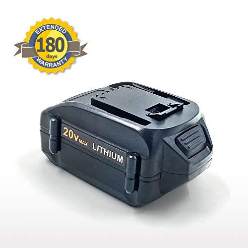 GreenR3 1-PACK 4000mAh 4.0Ah Battery for WORX WA3525 fits WG