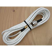 L240 20 N-Male - RPSMA male Coaxial cable assembly