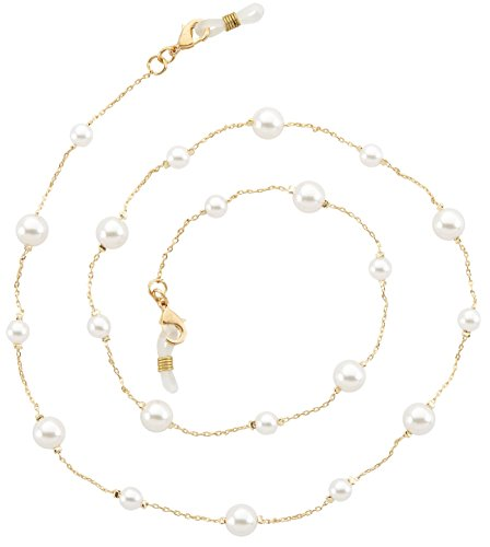 Order Chain - Eyeglass Chain Holder, Gold Lanyard Necklace, Paloma
