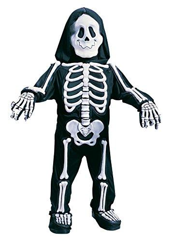 Skelebones Toddler Costume (Totally Skelebones Toddler Costume White - Small)
