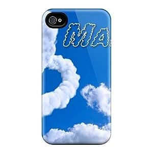 DaMMeke Iphone 4/4s Hybrid Tpu Case Cover Silicon Bumper Maria Custom Pic