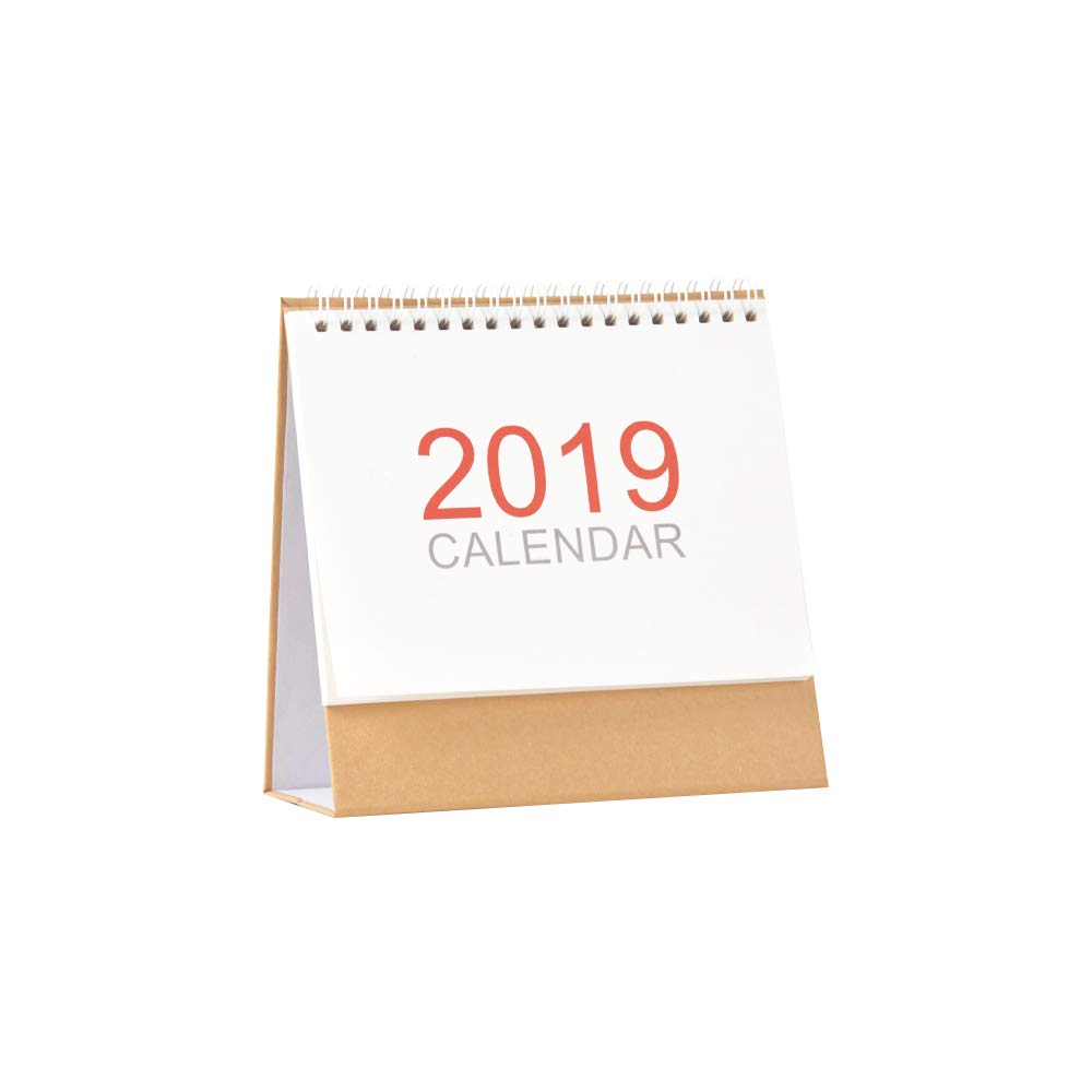 Small Calendar Of November And December 2019 Amazon.: Zhi Jin 1Pc November 2018 December 2019 Simple