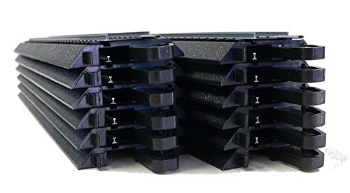 HO Scale Bachmann Steel Alloy EZ Track 12 Pieces of 9 inch straights for Model - Track Ho Railroad