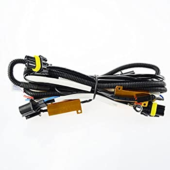 41VEvU9sSBL._SL500_AC_SS350_ amazon com classy autos h13 9008 hid conversion kit error free w wiring harness conversion kits at soozxer.org