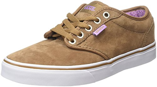 Vans Atwood, Zapatillas Para Mujer Marrón (MTE Toasted Coconut/African Violet)
