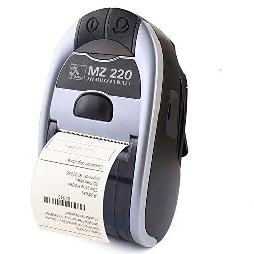 (MZ 220 Mobile Bluetooth Receipt Printer MZ 220 Thermal Wireless Printer Direct Portable Printer M2E-0UB0E020-00)