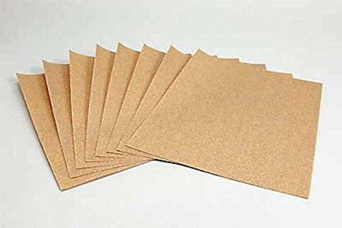 3M 99404NA 100C Grit Pro-Pak Paint & Rust Removal Sandpaper Sheets