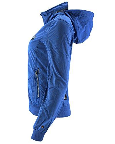 khujo - Chaqueta - para mujer blau (419 COBALT)