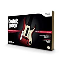 Guitar Hero 5 Guitar Only - Wii Standard Edition